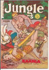 Jungle Comics 13 (Australian)