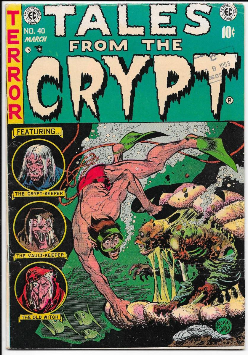 Tales From The Crypt 40