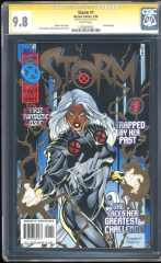 My Storm (Stan Lee Signature Series) Comic