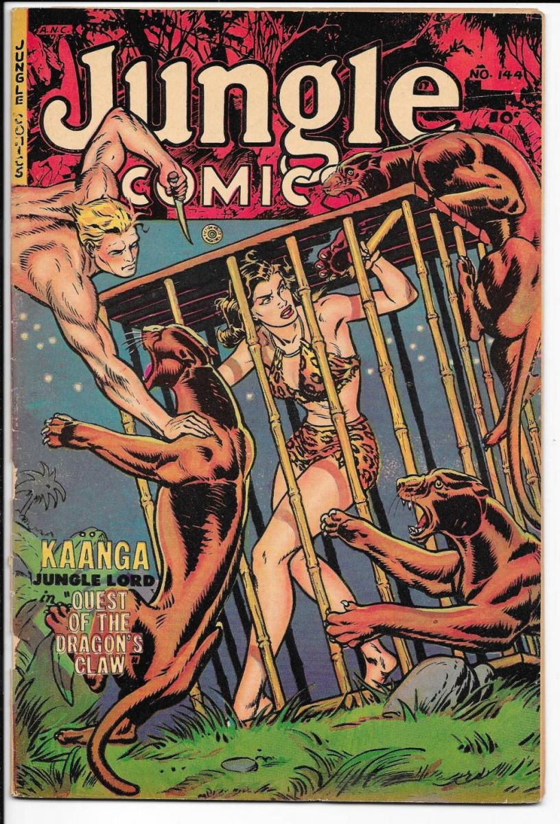 Jungle Comics 144