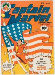 Captain Marvel Adventures 26