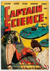 Captain Science 3