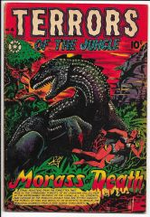 Terrors of the Jungle 04 (L.B. Cole cover)