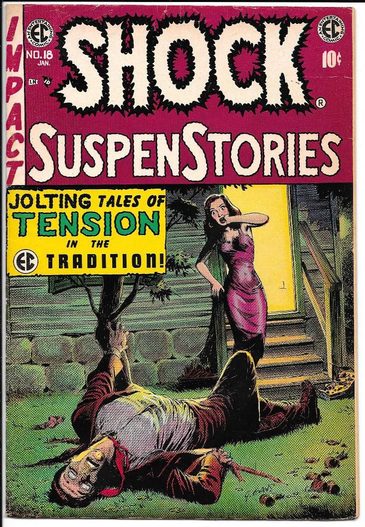 Shock SuspenStories 18
