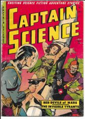 Captain Science 6