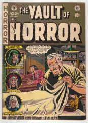 3 Vault of Horror EC comics for sale