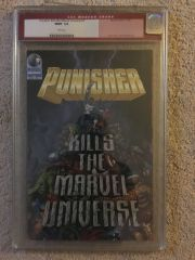 Punisher Kills The Marvel Universe CGC 9.9