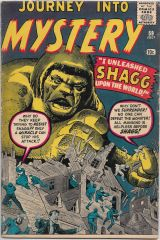Journey into Mystery #59