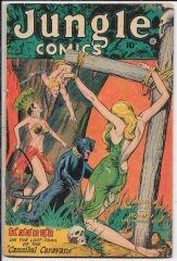 Jungle Comics 099