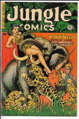 Jungle Comics 143
