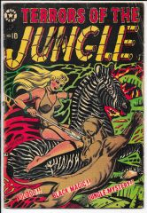 Terrors of the Jungle 10