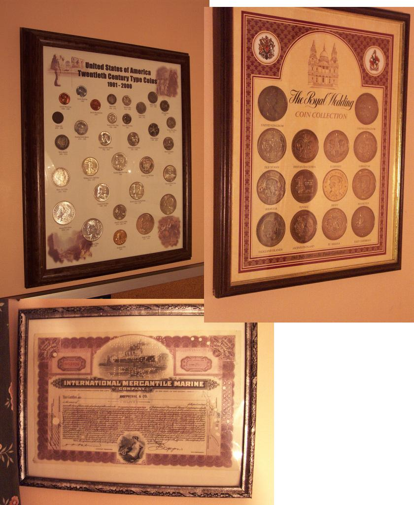 Displaying a 20th Century type Set? - US, World, and Ancient Coins