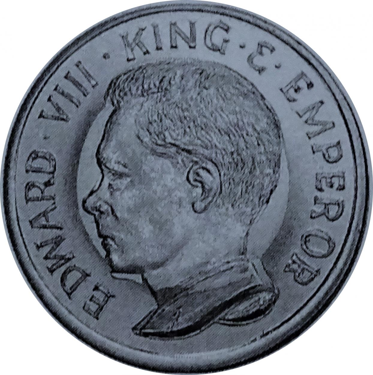 Coins and Medals of Edward VIII - King Edward VIII Medals