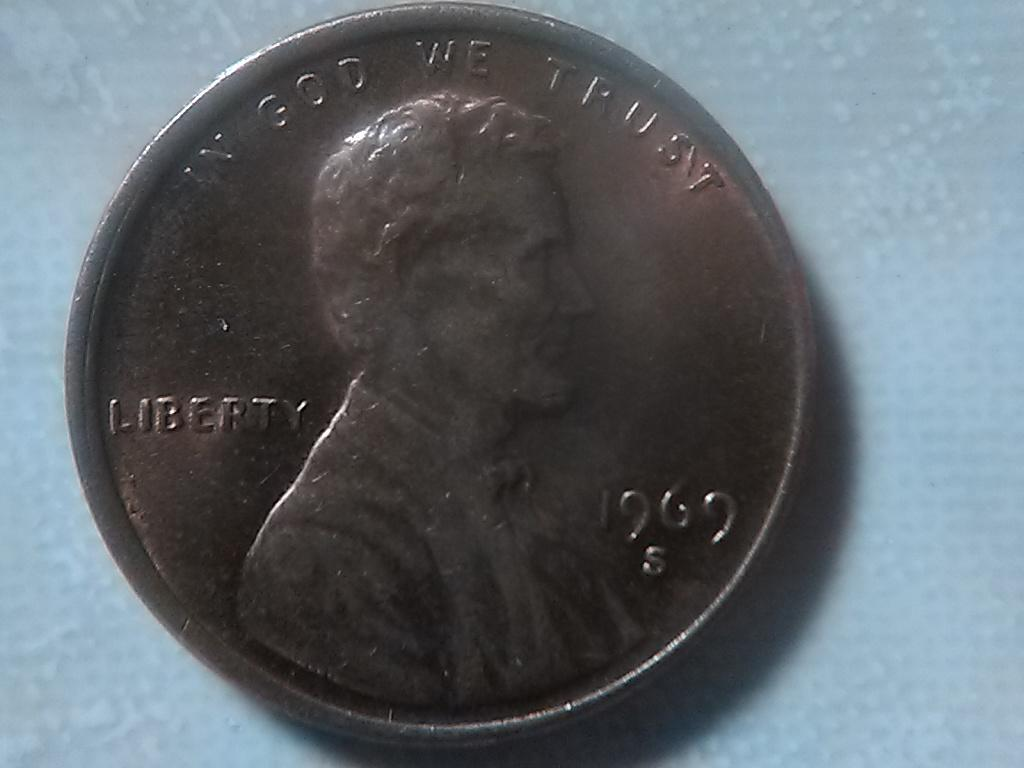 QUESTIONS ABOUT THE 1969S DOUBLED DIE PENNY - Newbie Coin Collecting