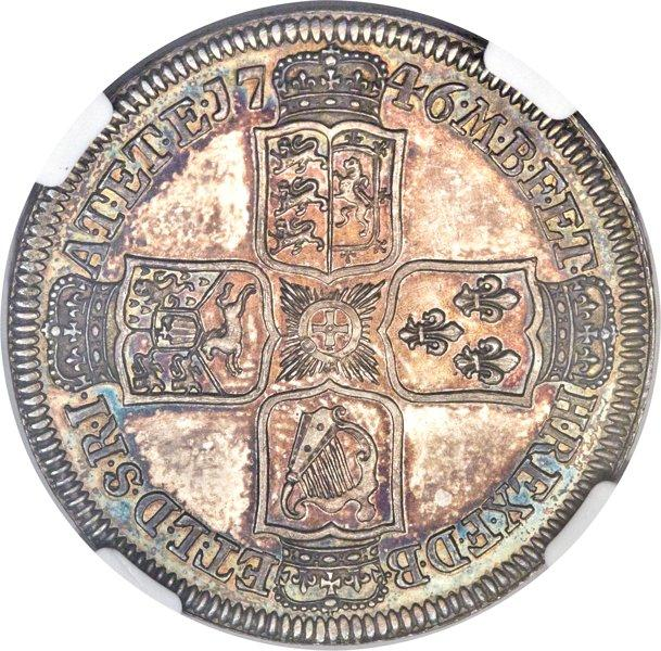 1746 Proof Halfcrown, reverse.jpeg