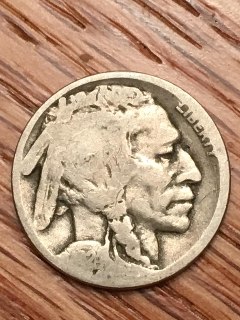 1/1 1928-D Buffalo Nickel Error *Design/Die/Striking? - US