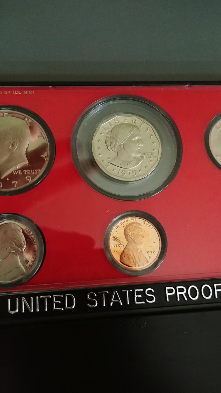1979 s Proof Set Penny Error? - Ask NGC/NCS - NGC Coin