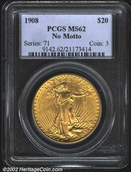 1908 with Motto G$20 PCGS MS 62 Obverse.jpg