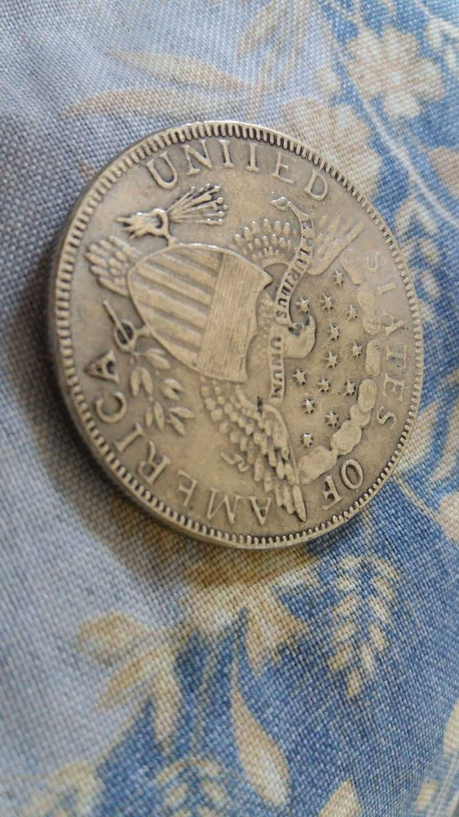 Seriously, Is This a Genuine or a Fake 1804 Silver Dollar