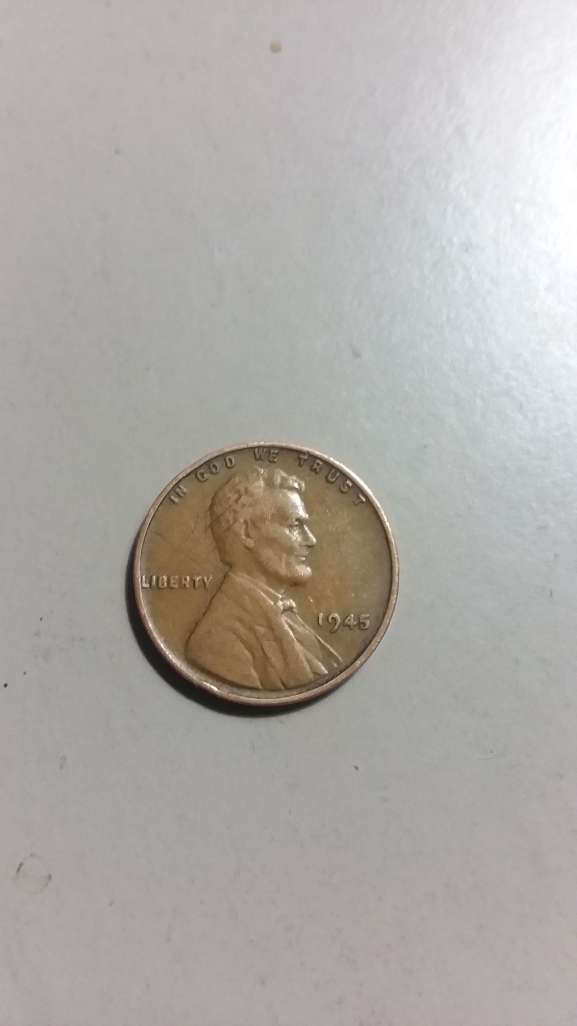 1945 wheat penny appraisal - Newbie Coin Collecting