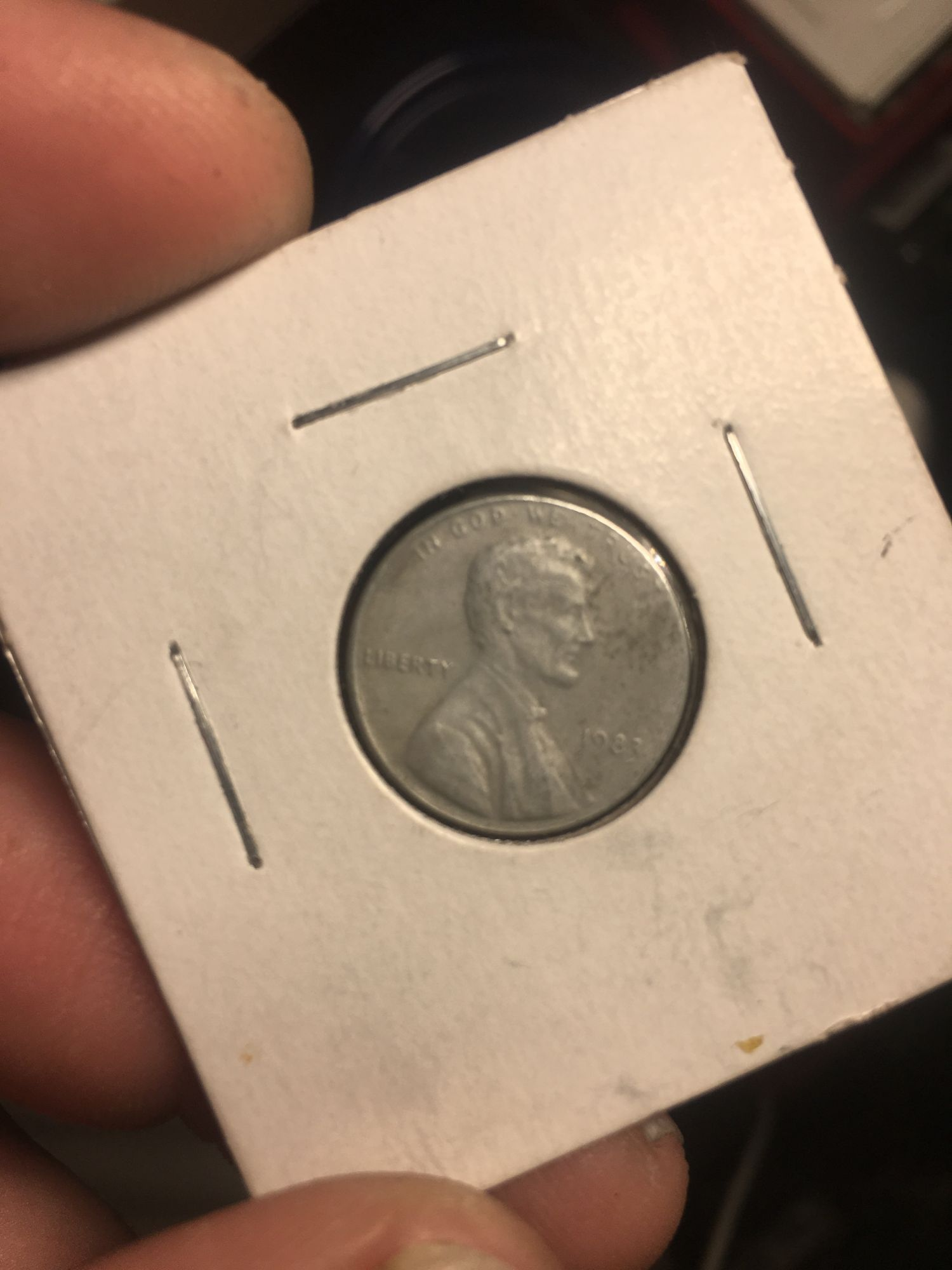Is this 1983 penny worth submitting? - Newbie Coin