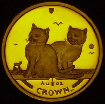IoM Fifth Crown Cats 2004 0.2 oz Au Reverse.JPG