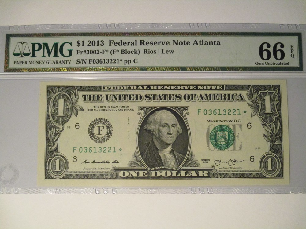 ADDING - ONES in JANUARY 2016 -  2015 WAS A GOOD YEAR FOR SMALL SIZE FEDERAL RESERVE NOTES SETS