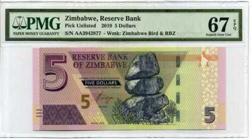 After 40 years, the Zimbabwe dollar has gone full circle.