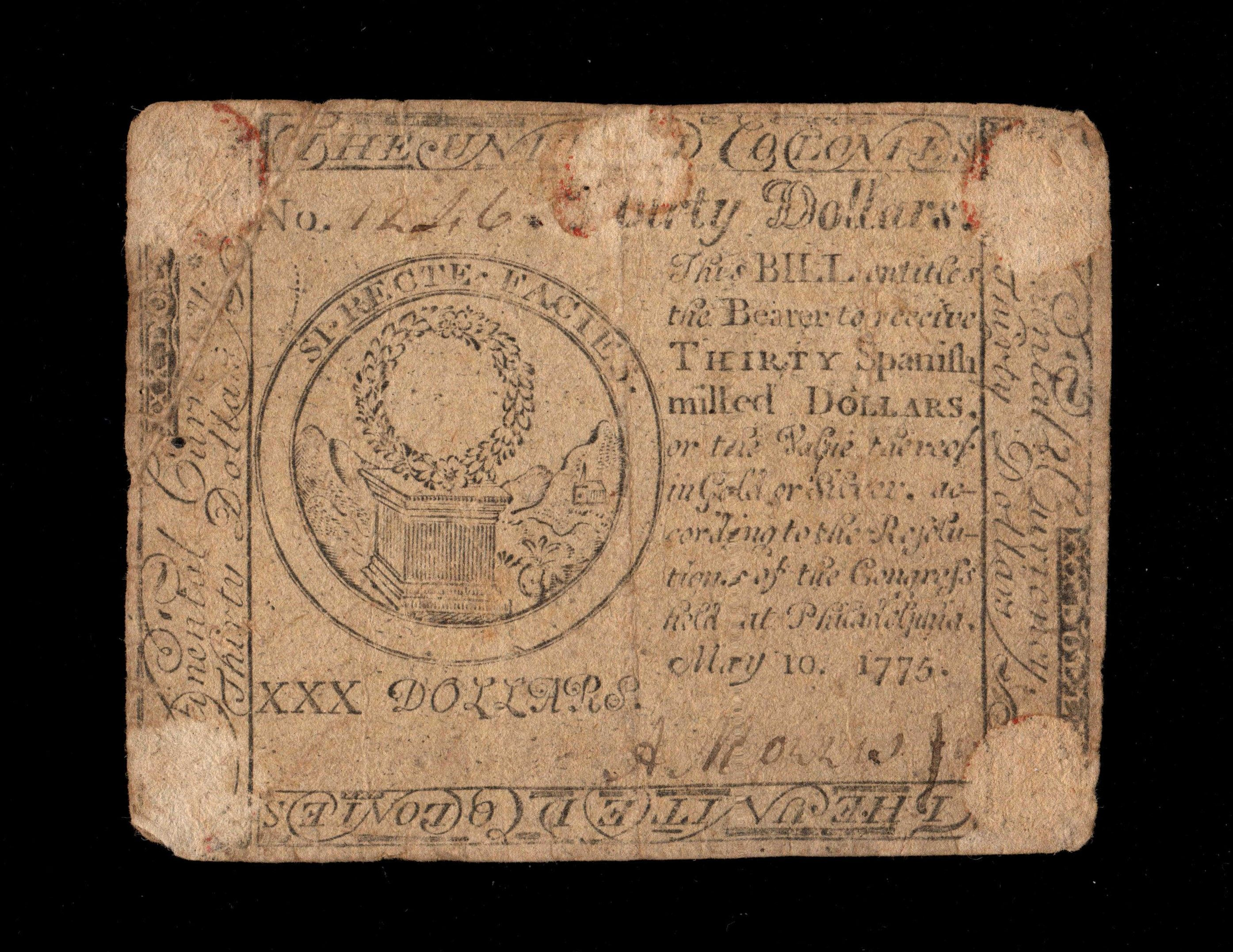 The First Paper Money Used As A Weapon!