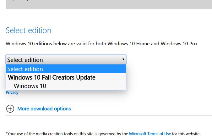 windows 10 1709 offline installer