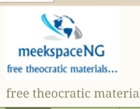 MeekSpaceNG free theocratic materials and downloads...