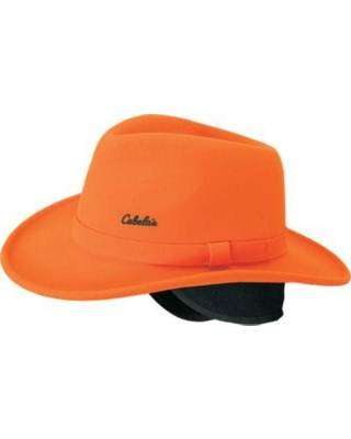 Blaze Orange Lite Felt Hat - Gear   Gadgets - Upland Journal Board 9ab6dac1714
