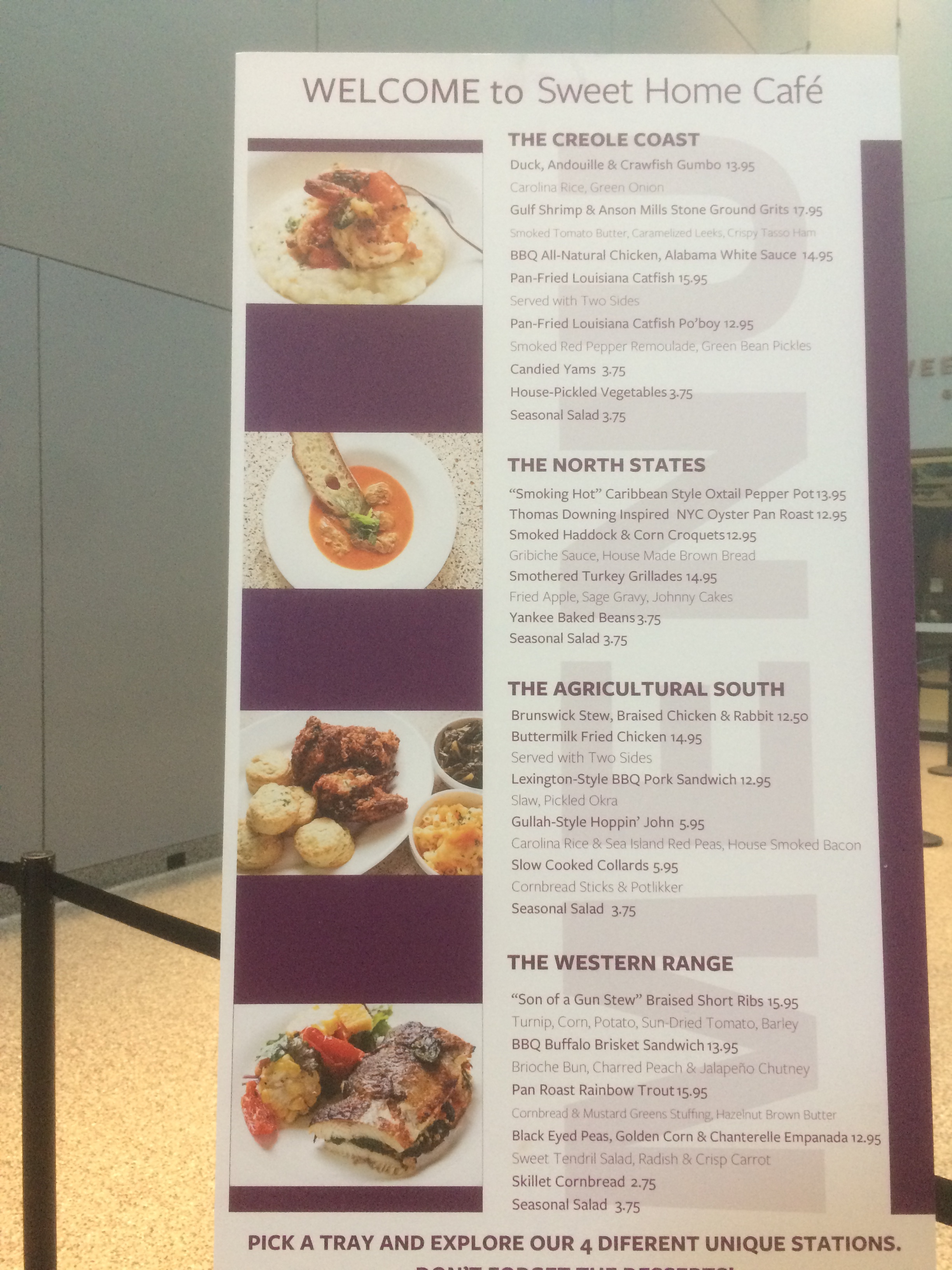 Sweet Home Cafe At The National Museum Of African American History And Culture Washington Dc Restaurants And Dining Donrockwell Com