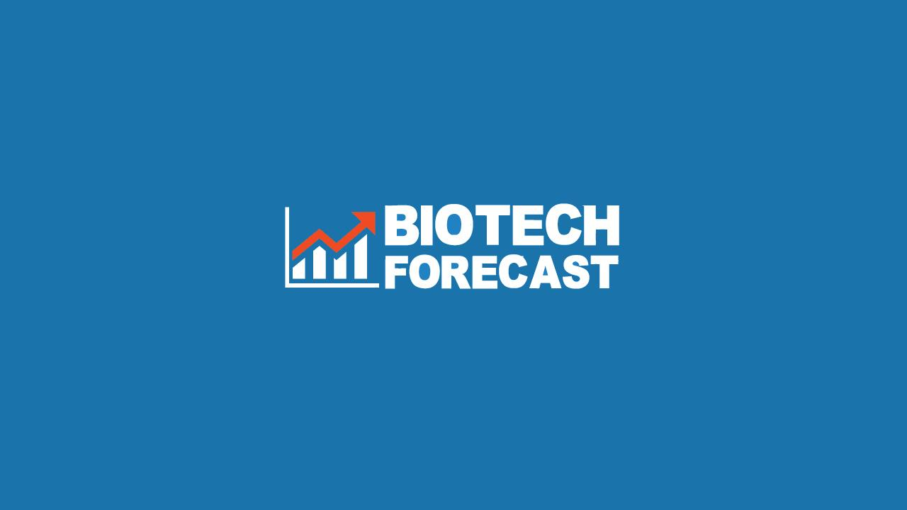 Biotech Forecast Dark Blue