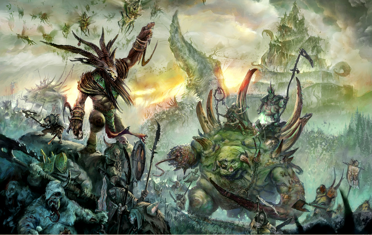 Tournament Lists for Pestilens in AoS2
