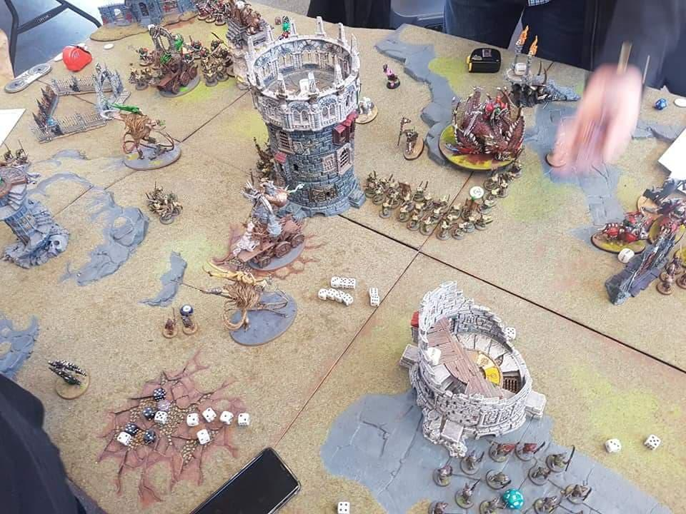 Call to Arms Wellington Recap