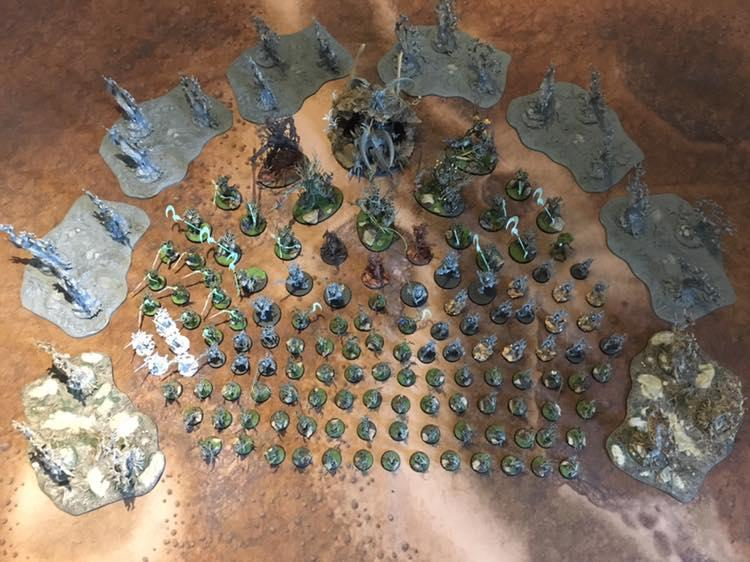 My Sylvaneth collection.
