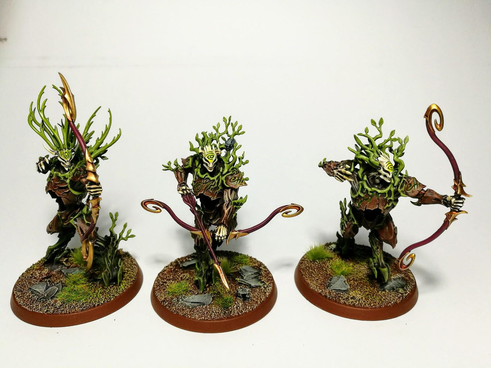 Army Showcase: Sylvaneth