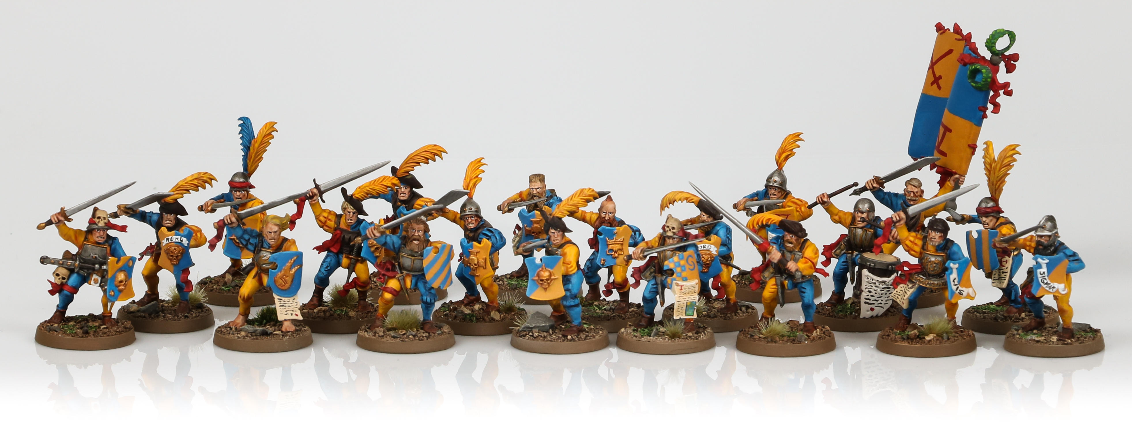 Freeguild Guards