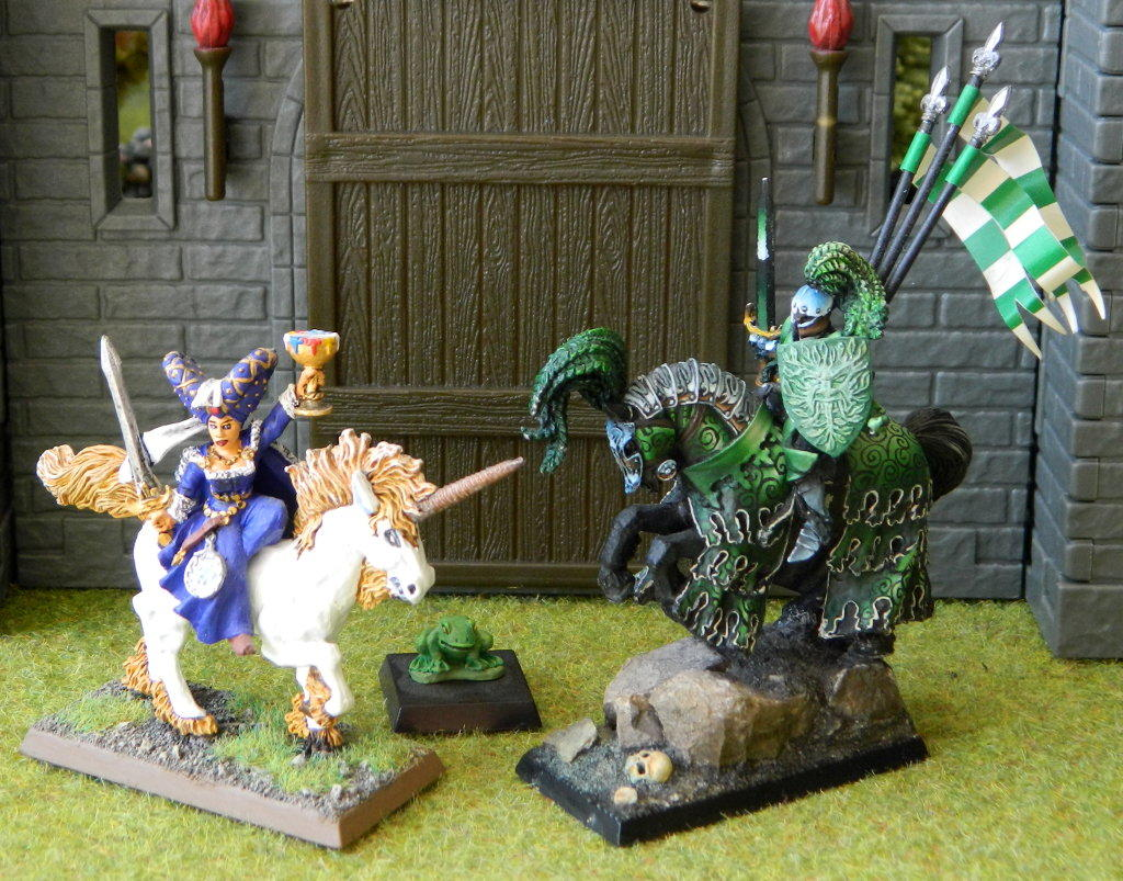 Miniatures from 5th Edition (released 1996-1999)