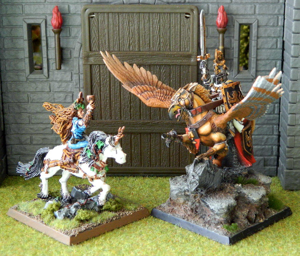 Miniatures from 6th Edition (released 2004)