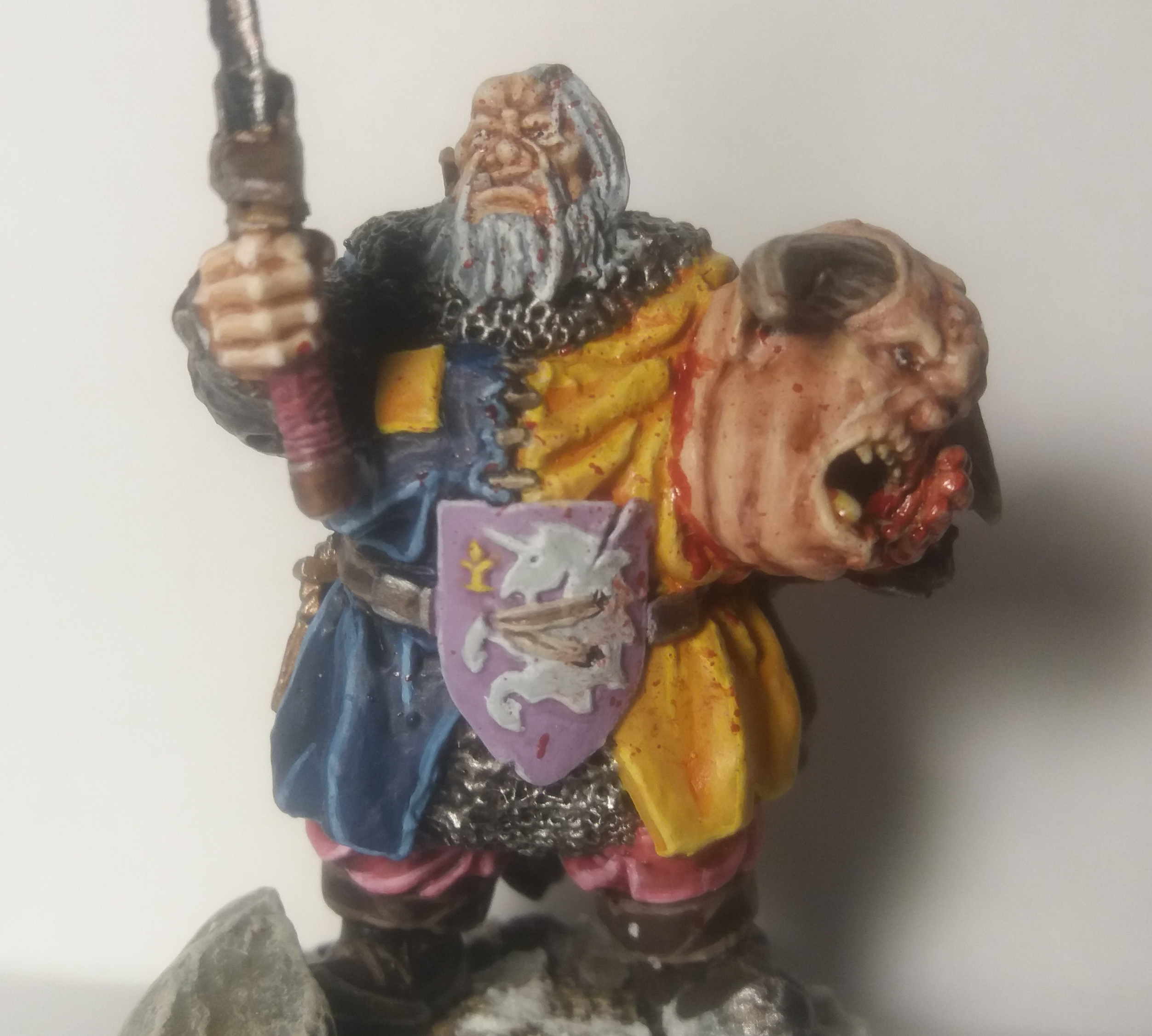 Chaos Warriors and a fun Ogor Project