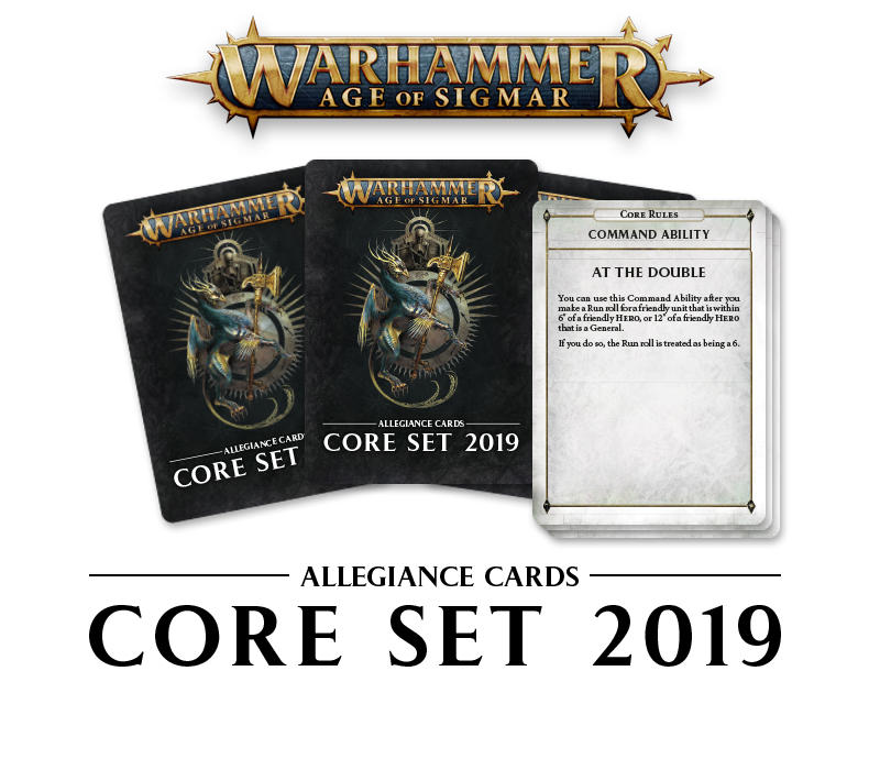 Core Set reworked