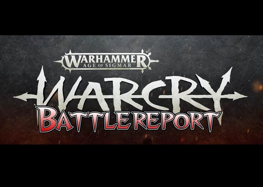 Warcry Battlereport Game 04  - Enigma