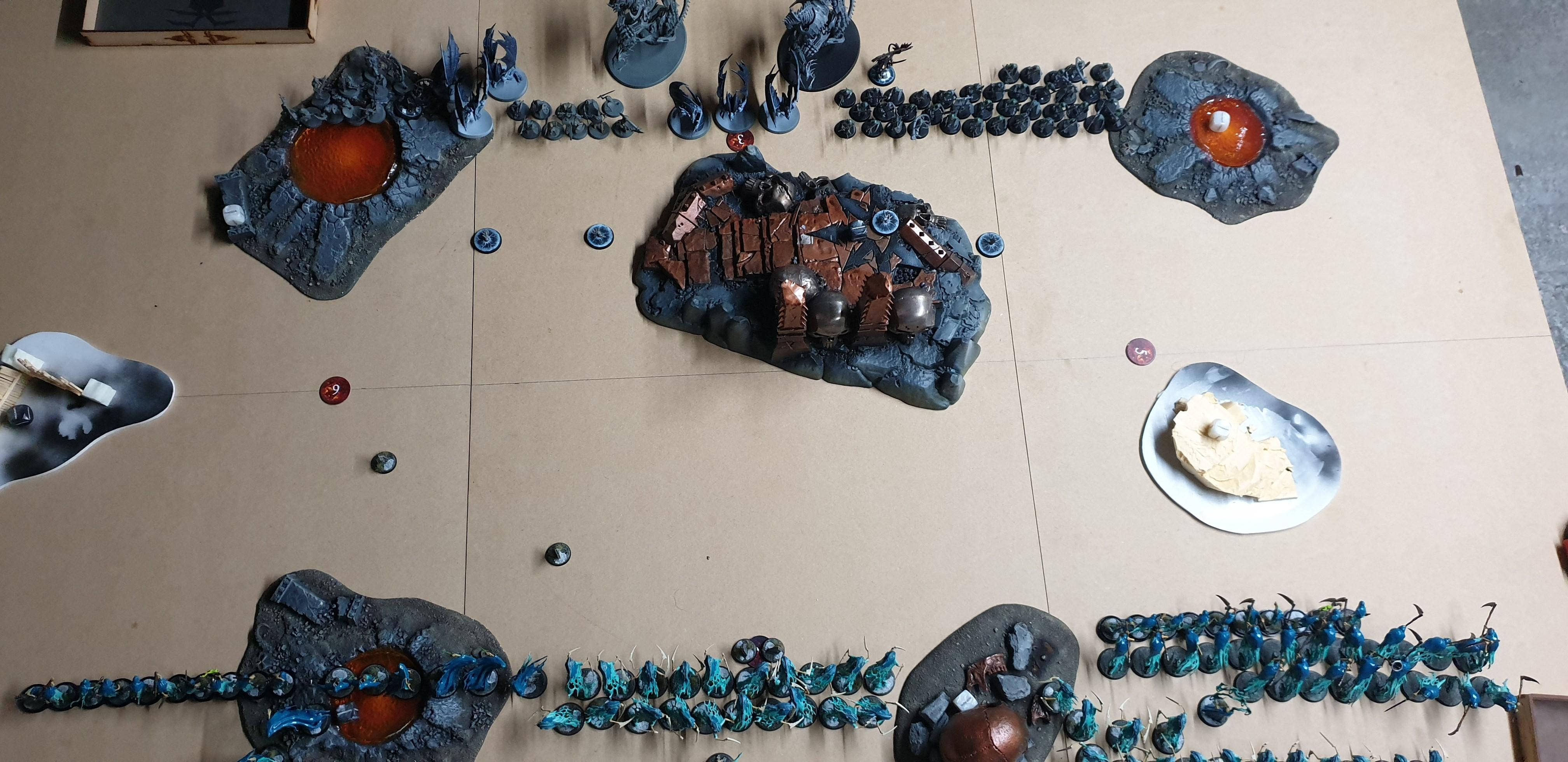 Battle Report - Legion of Night 2  (Electric Boogaloo)