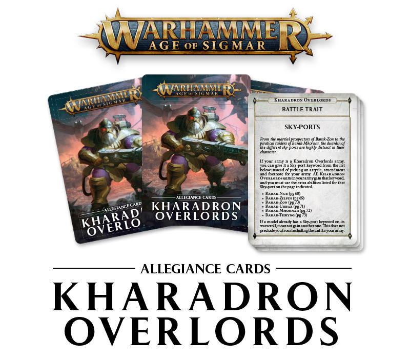 Kharadron Overlords Update