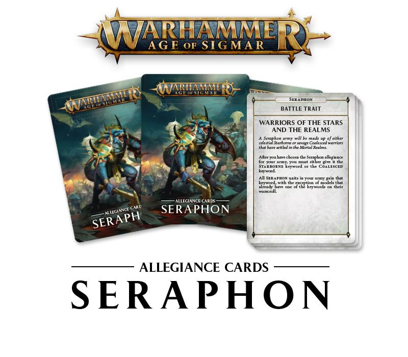 Seraphon Battletome Update