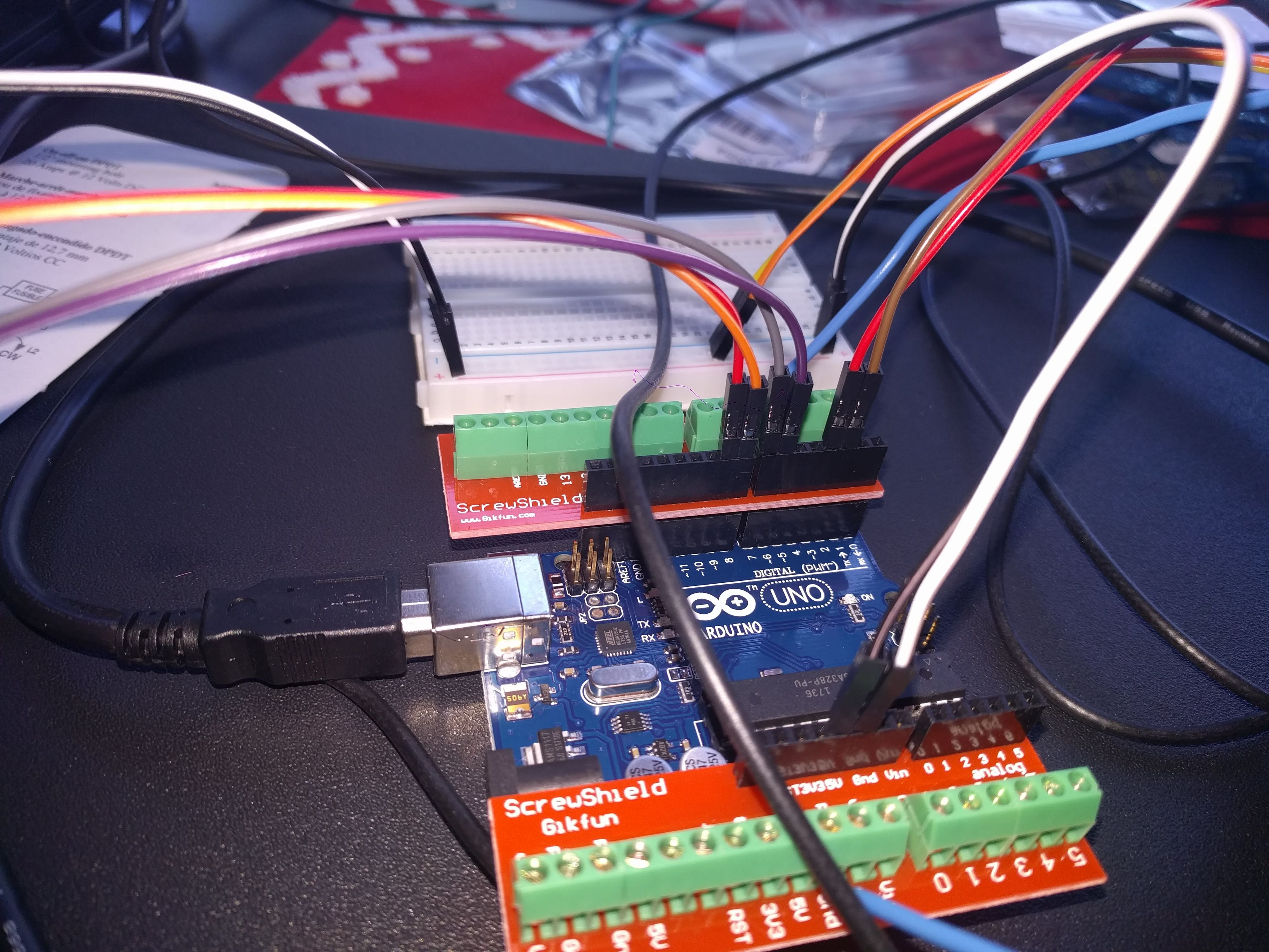 Arduino Controller for Automatic gates - Surf Devices - Wake Garage