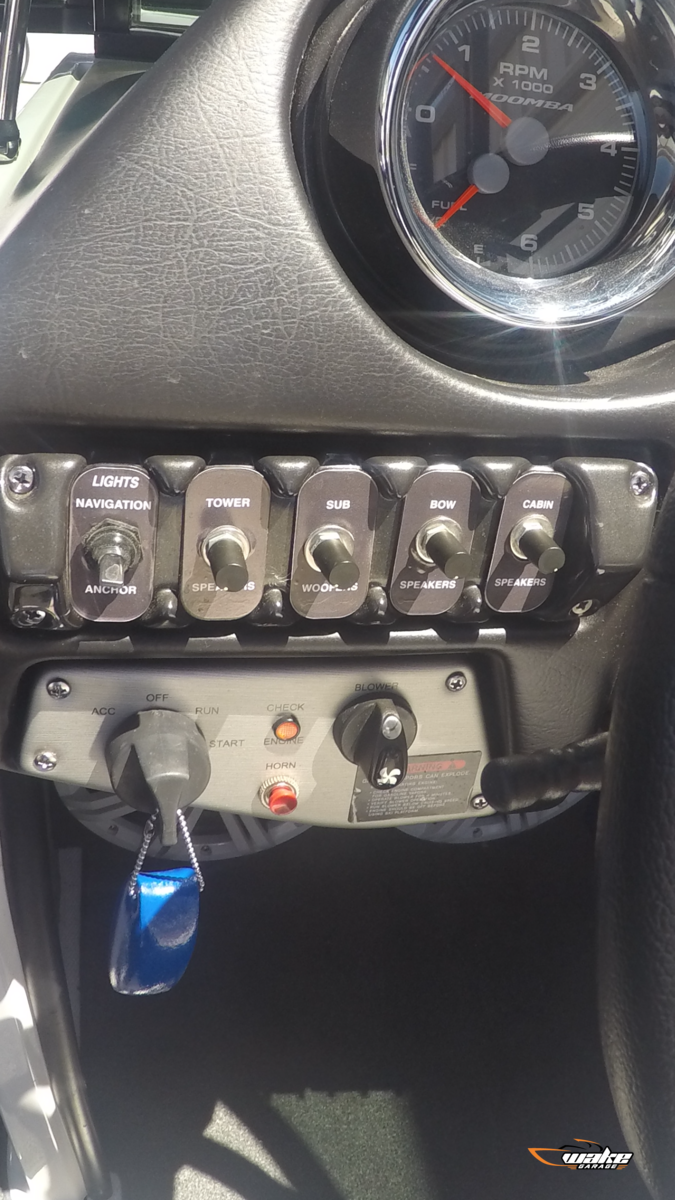 Dash Controls  Upgrade