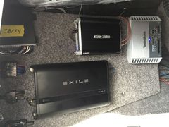 Exile Amps Upgrade Project